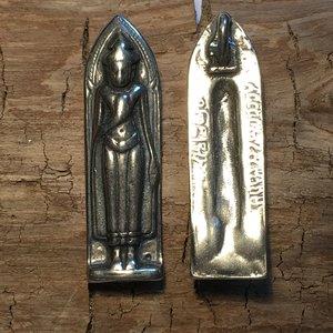 Buddha amulett, 50x14mm