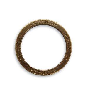 Vintaj - Ring ranka i mässing 25mm
