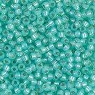 Miyuki Sea Green s/l Alabaster 8/0