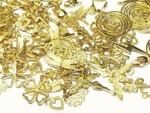 Metallmix hängen, Guld