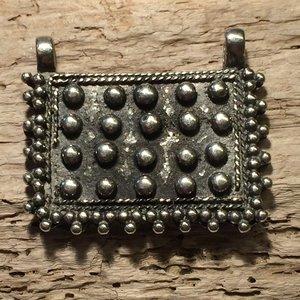 Amulett från Marocko, 43x35mm