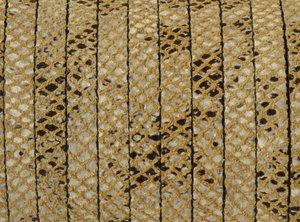 Grekiskt Platt Läderband 5x2mm