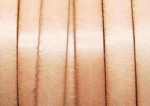 Grekiskt Läderband 10x2mm, Natural