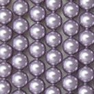 Shell Pearls, lila, 8mm