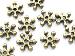 Metallpärlor 7mm