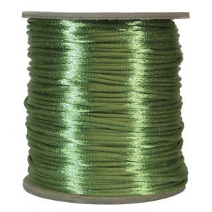 Satinband, applegreen 2mm