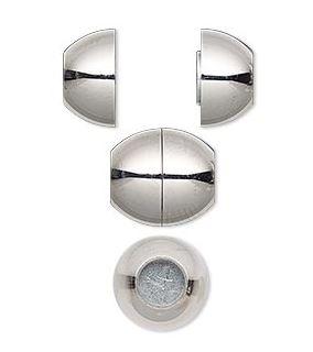 Magnetlås Platinum 13x12,5 hål 6mm