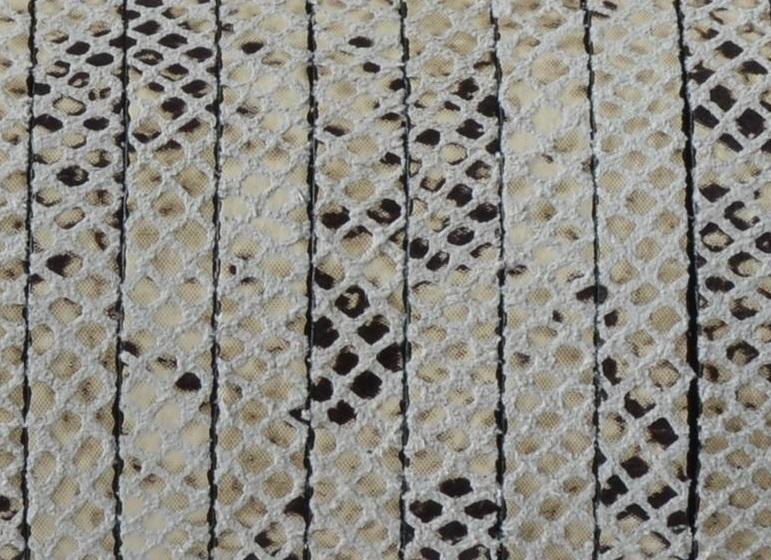 Grekiskt Platt Läderband 5x2mm - Millefiori - Pärlor och ... a9e504ee49059