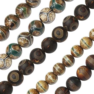 Halvädelstenar - Millefiori - Pärlor och smyckestillbehör för din ... 0cdbd2f9915b5