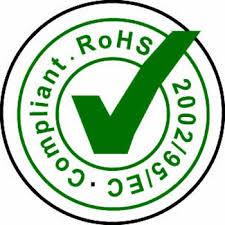 RoHS-certifierade